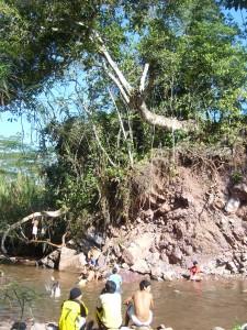 Spass am Fluss