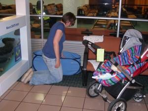 auf'm Flughafen in Bogota